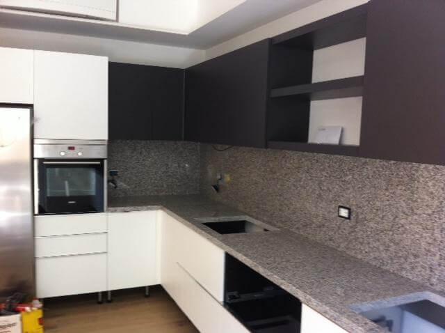 Top in marmo per cucina - Genova Sestri Ponente - Germano Remo e ...